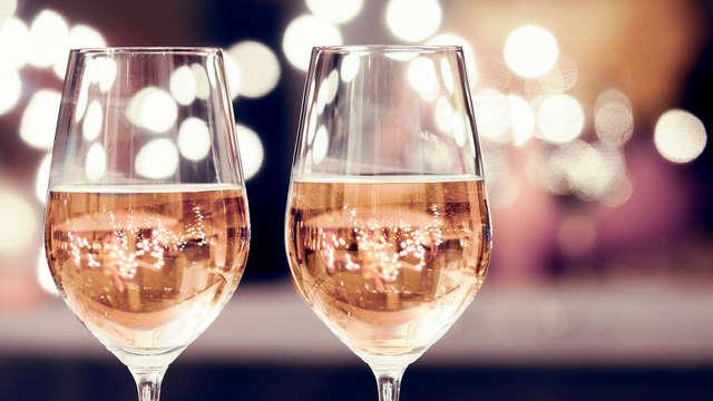 Bicchiere di benvenuto per 2 adulti
