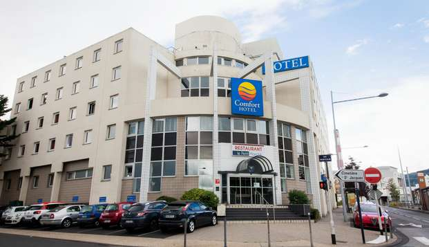 Comfort Hotel Clermont Saint-Jacques - NEW FRONT