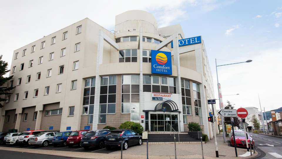 Comfort Hotel Clermont Saint-Jacques - EDIT_NEW_FRONT_01.jpg