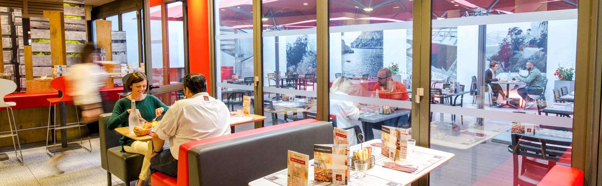Parenthèse gourmande à Marseille avec diner de 2 plats