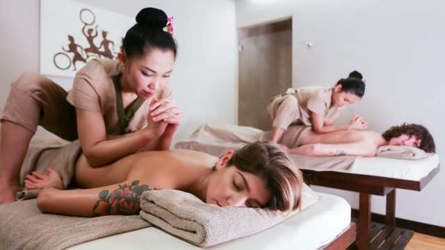 Weekend romantico a Montecatini Terme con cena, spa e massaggio thailandese