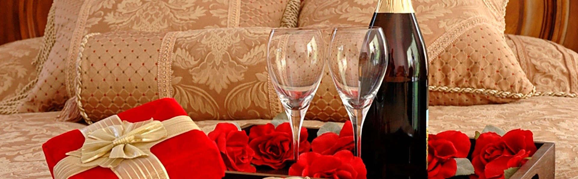Champagne, fleurs et chocolats pour un weekend romantique à Paris
