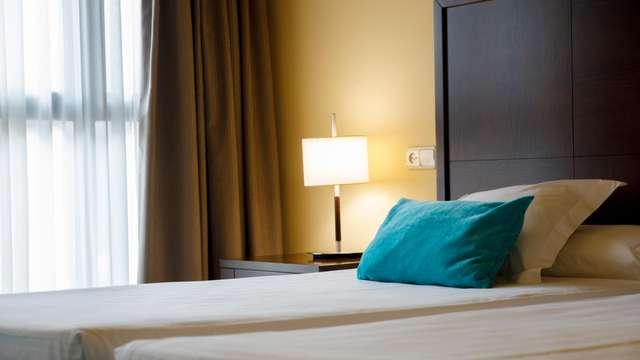 Escapada en Barbastro en hotel 4* con desayunos incluidos