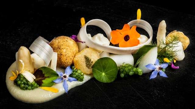 Weekendje weg met culinair 4-gangendiner in een voormalig adellijk landgoed