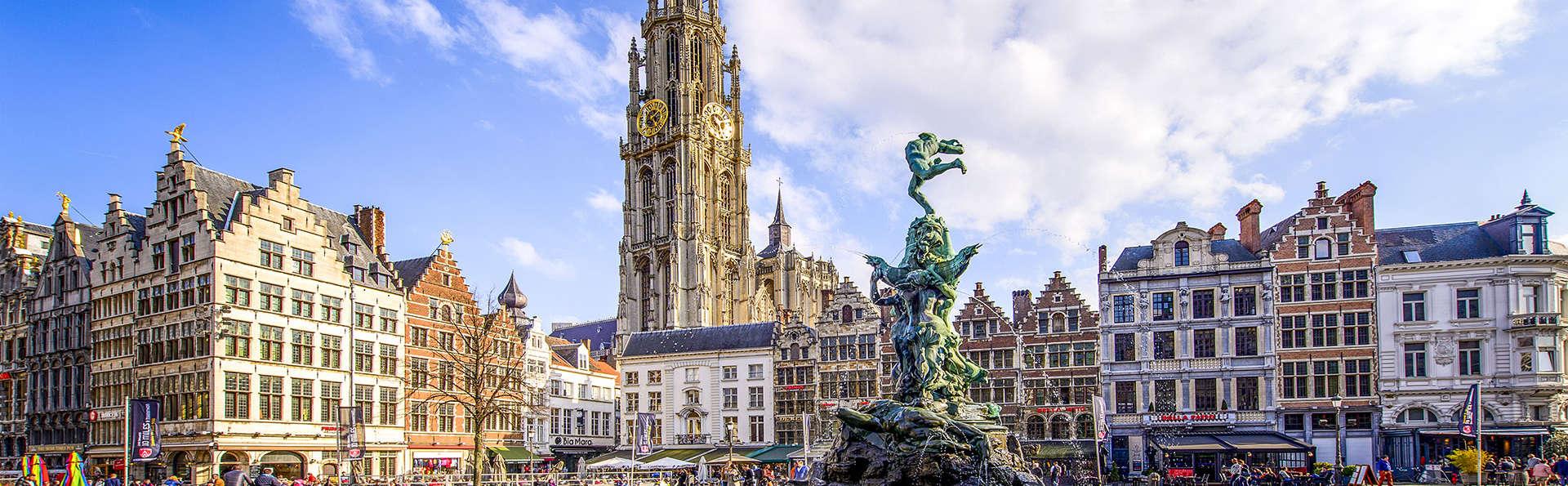 Offre spéciale: week-end découverte à Anvers