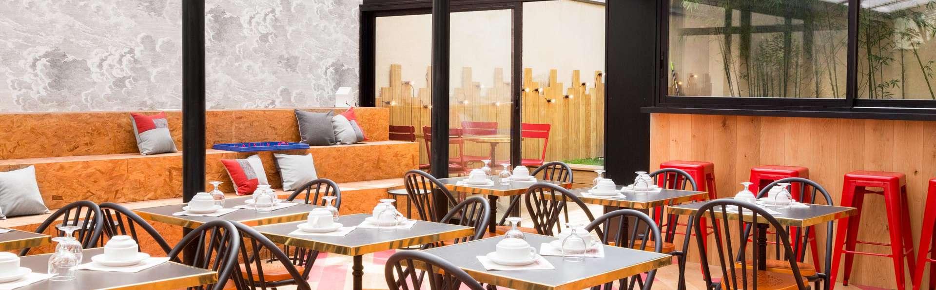 Petits caprices culinaires aux portes de Paris