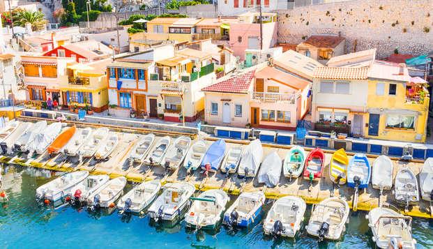 Citytrip à la découverte de Marseille en Bus Hop On Hop Off