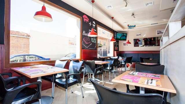Hostal- Restaurante El Volante inactive