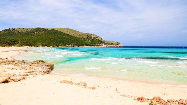 Perfumes mediterráneos en las playas mallorquinas