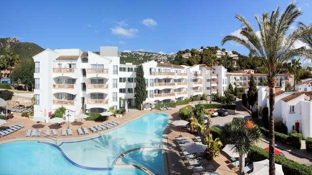 Découvrez les meilleurs couchers du soleil à Majorque au Port d'Andratx