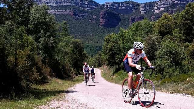 Especial Naturaleza: Recorre la Garrotxa en bicicleta