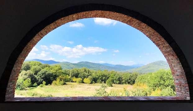 Disfruta de un fin de semana en contacto con la naturaleza en Mas Pelegrí