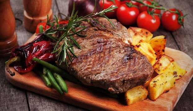 Gastronomía y vino: Escapada con cena degustación y visita a bodega D.O Ribera del Duero en Peñafiel