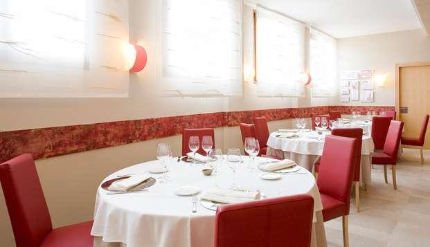 Gastronomía y Enología: Escapada con cena degustación y visita a bodega (desde 2 noches)