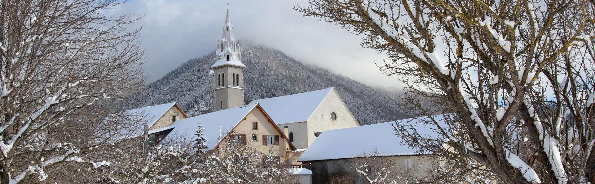 Week-end de charme au coeur des montagnes, dans les Hautes Alpes