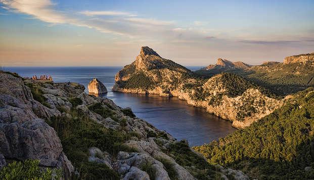 Évadez-vous sur la côte de l'Île de Majorque dans un luxueux 4*, petit-déjeuner inclus