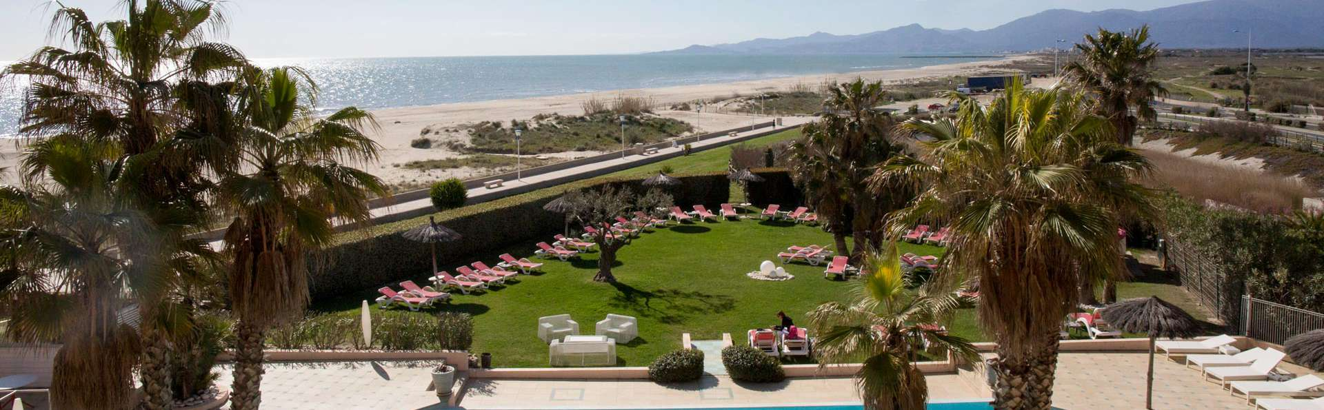 Relaxation totale à Canet-en-Roussillon : séjour avec accès au spa !