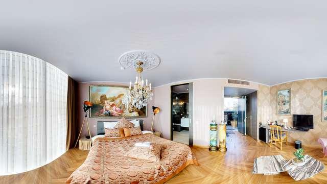 Luxe, bubbels en wellness in charmant hotel