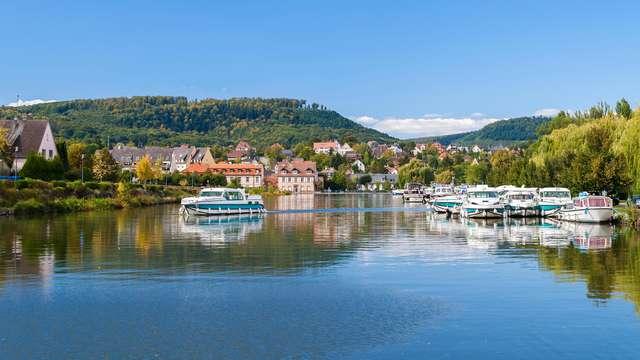 Cadre de charme en lisière du Parc Naturel des Vosges du Nord