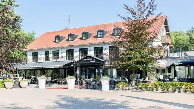 Détente et dîner dans la nature près d'Eindhoven (à partir de 2 nuits)