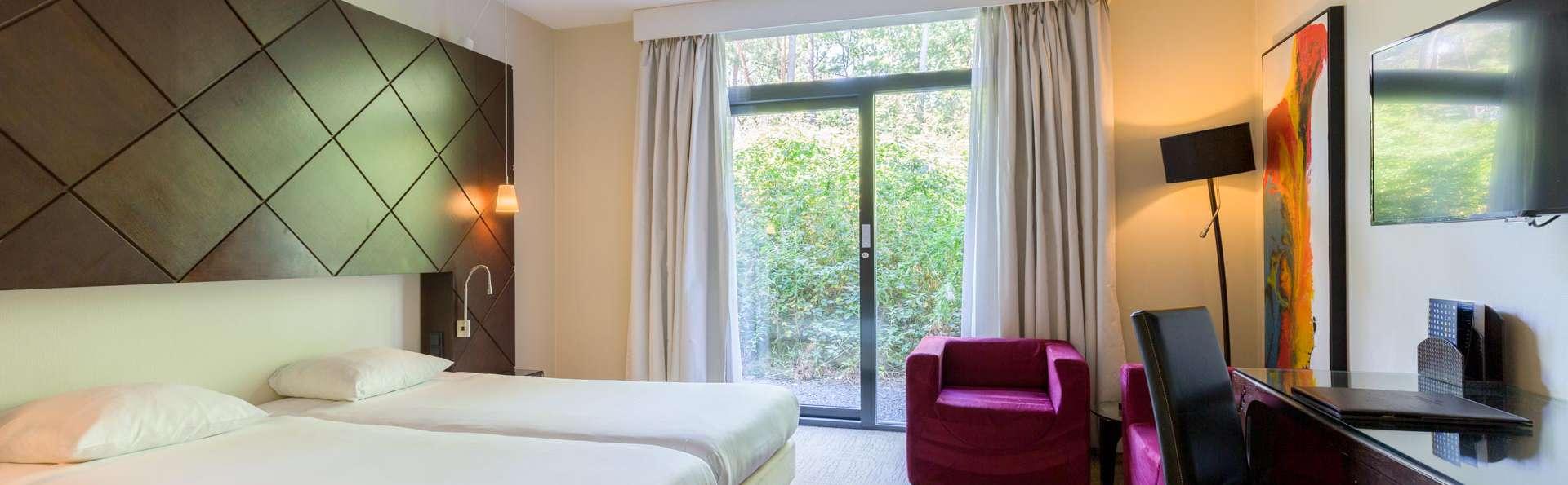 Profite du calme et de l'hospitalité dans un hôtel 4 étoiles au milieu d'une magnifique réserve naturelle