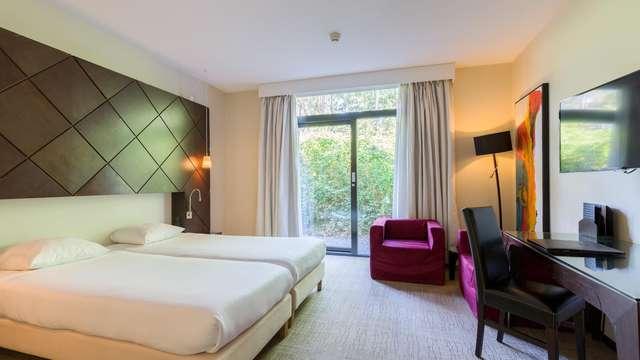 Geniet van rust en gastvrijheid in een 4 sterren hotel omringd door een prachtig natuurgebied