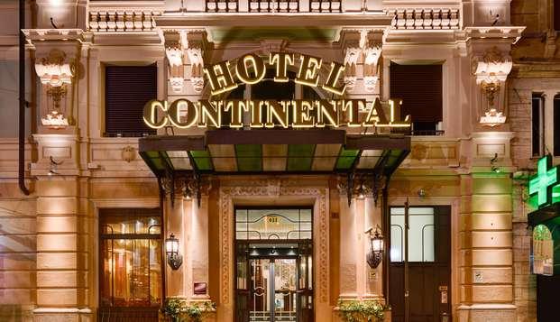 Weekend a Genova in un elegante hotel del centro