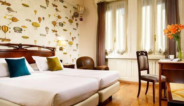 Weekend a Genova in un hotel stile Liberty a pochi passi dal centro