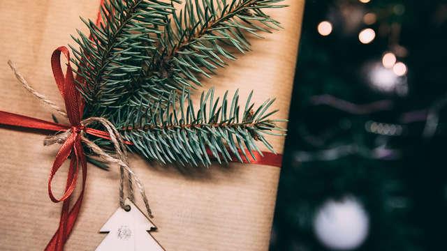 Accueil de Noël pour 2 adultes