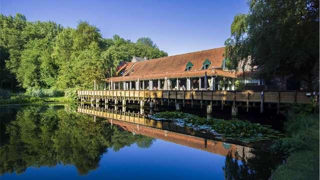 Verblijf op een prachtig traditioneel landgoed in Zuid-Limburg