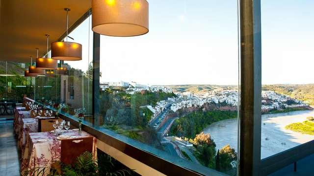 Week-end avec dîner romantique au Mirador de Montoro (à partir de 2 nuits)