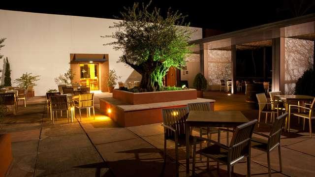 Desconexión e increibles vistas a 20 minutos de Córdoba en un bonito hotel en Montoro