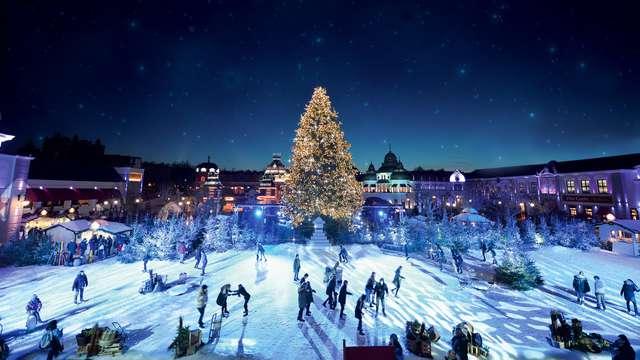 Partez à l'aventure pour un weekend avec accès au parc Winter Phantasialand