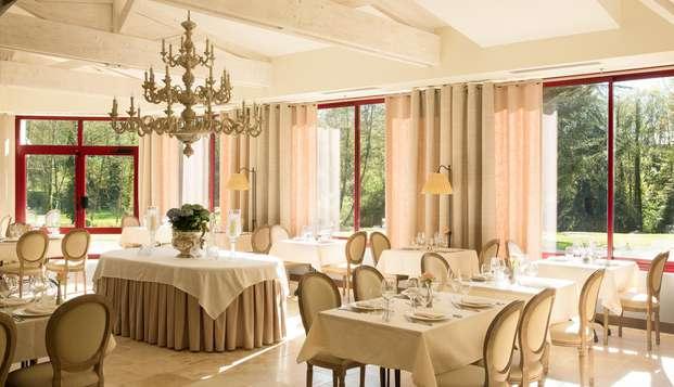 Étape semi-gastronomique dans un château Renaissance