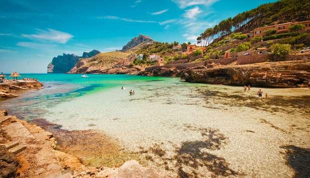 Playa, sol y relax en un bonito hotel en Santa Ponça (Mallorca)