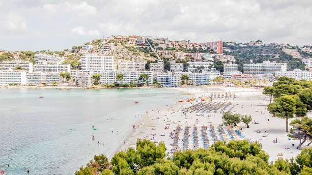 Un encantador complejo de apartamentos a tan sólo 5 minutos de la playa