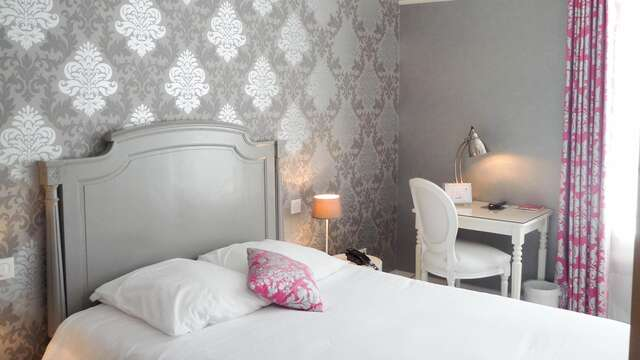 The Originals Boutique Hotel Le Londres Saumur Qualys-Hotel