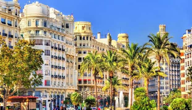 Modernidad en el casco antiguo de Valencia