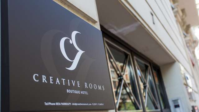 Boutique Creative Rooms