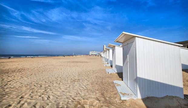 Super zomeraanbieding 2 nachten vlakbij strand in hotel met wellness (vanaf 2 nachten)
