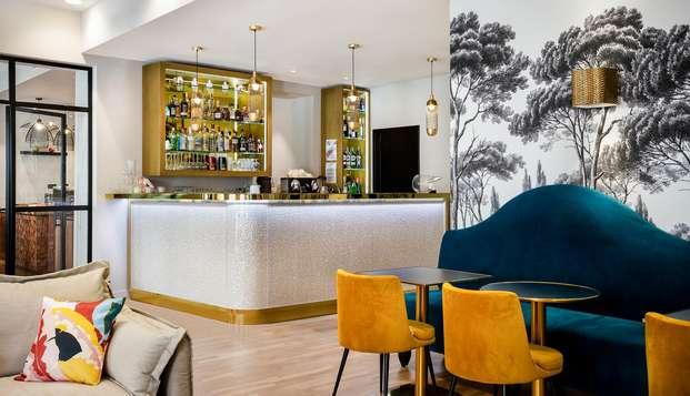 Hotel Verlaine - BAR