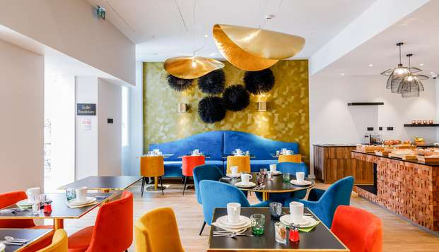 Hotel Verlaine - BREAKFAST
