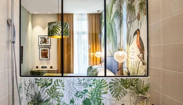 Hotel Verlaine - BATHROOM