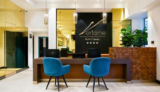 Hotel Verlaine - LOBBY
