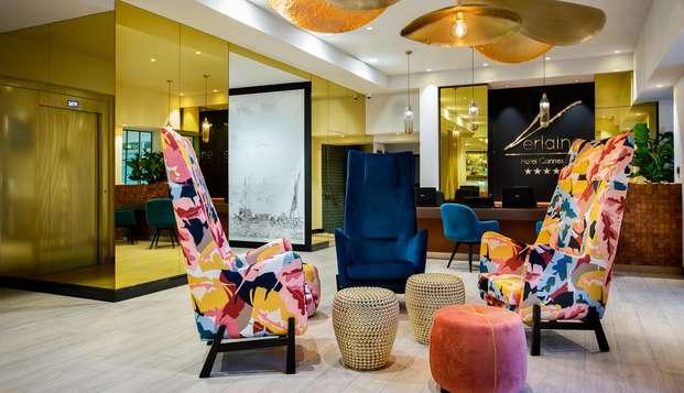 Hotel Verlaine - LOUNGE