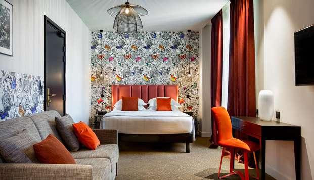 Hotel Verlaine - ROOM