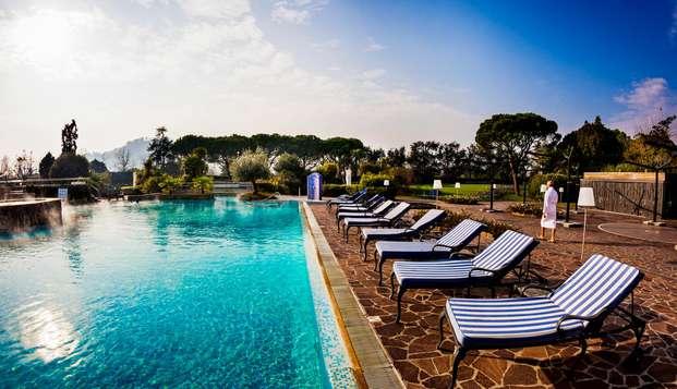 Relax e benessere a Galzignano Terme con accesso alla SPA e massaggio