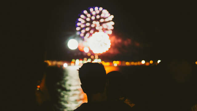 Séjour romantique en bord de mer à Nice pour les Fêtes de fin d'année