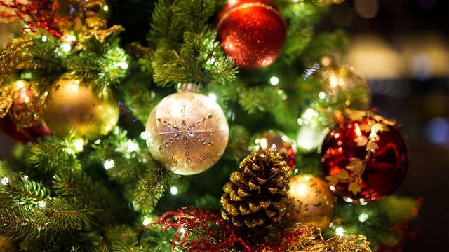 Proef de Kerst bij Postillion met een late check-out (2 nachten)