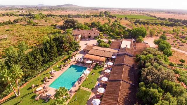Offre pour amoureux « low cost » avec dîner, chambre romantique et spa à Majorque